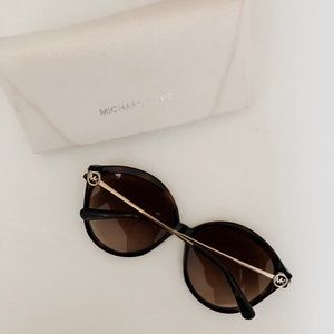 Michael Kors - Tortoiseshell cat eye sunglasses